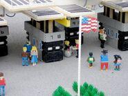 Lego Stars and Stripes