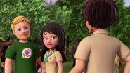 Sophie et Henry jungle-À la recherche du futur marié