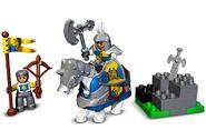 4775 Le chevalier et son écuyer 2