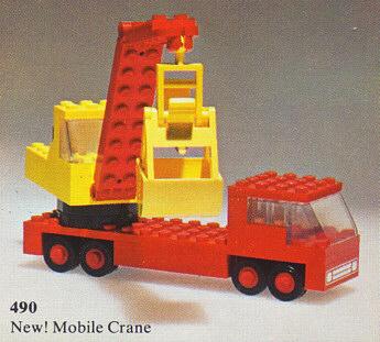 490 Mobile Crane