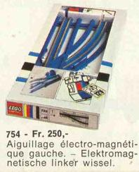 754 Automatic Left Electric Switch