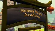 Académie de Sensei Wu-L'ennemi invisible
