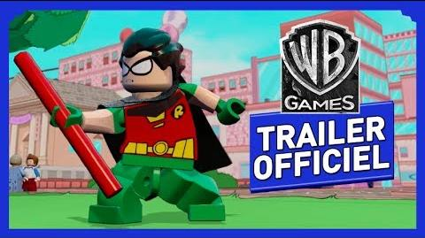 LEGO Dimensions - Pack Teen Titans Go! - Trailer Officiel