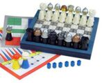 4559931 Travel Game 9-in-1
