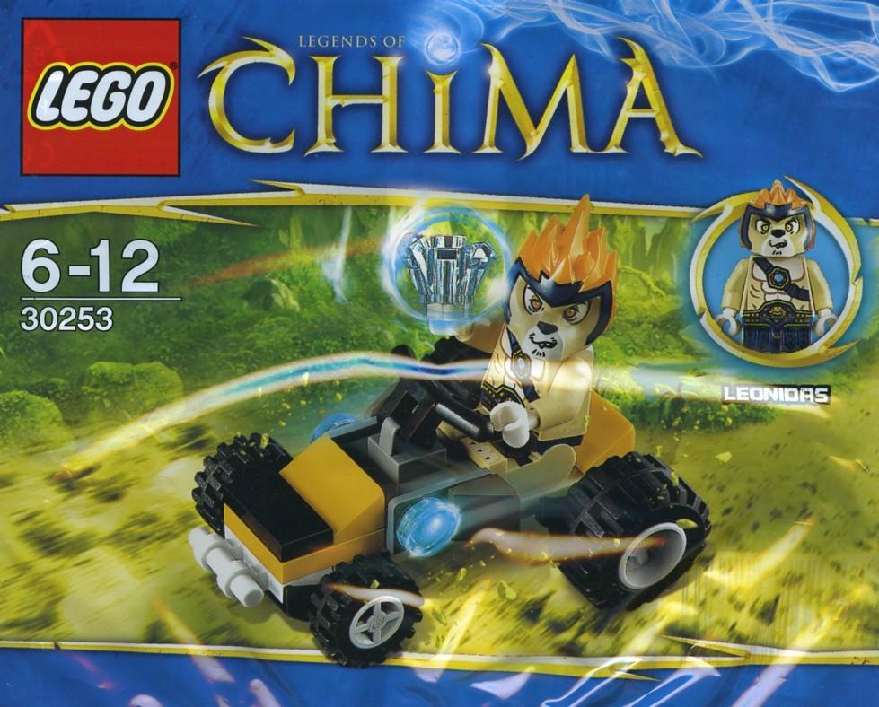 30253 Leonidas' Jungle Dragster