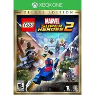 LEGO Marvel Super Heroes Deluxe Edition Xbox One