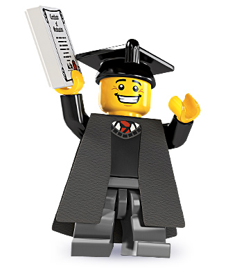 Étudiant diplômé