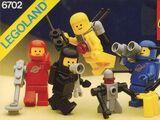 6702 Space Mini-Figures