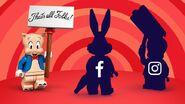 71030 Minifigures Série Looney Tunes Twitter 2