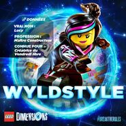 LEGO Dimensions Cool-Tag bio