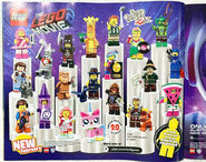 Lego Movie 2 Minifigures Magazine