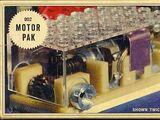 002 4.5V Gears Motor Set