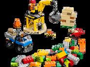 10667 Boîte de construction du chantier