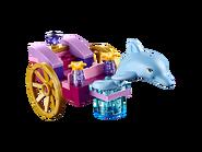 10723 Le carrosse-dauphin d'Ariel 3