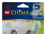 850910 Legends of Chima Minifigure Accessory Set