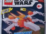 912063 Resistance X-Wing