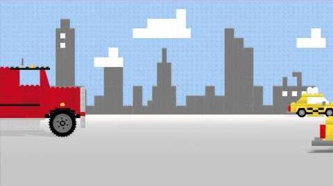 LEGO MINI Cooper Grab The Wheel 1