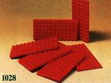 1028 6 x 12 Base Bricks