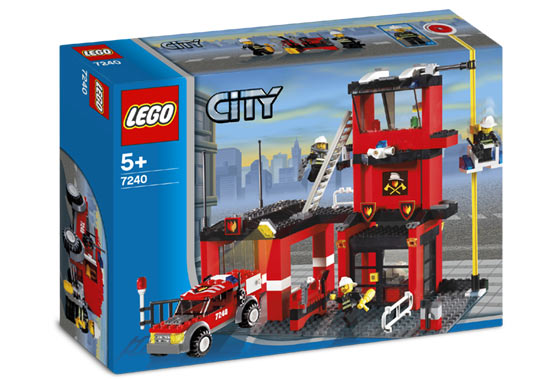 7240 Fire Station