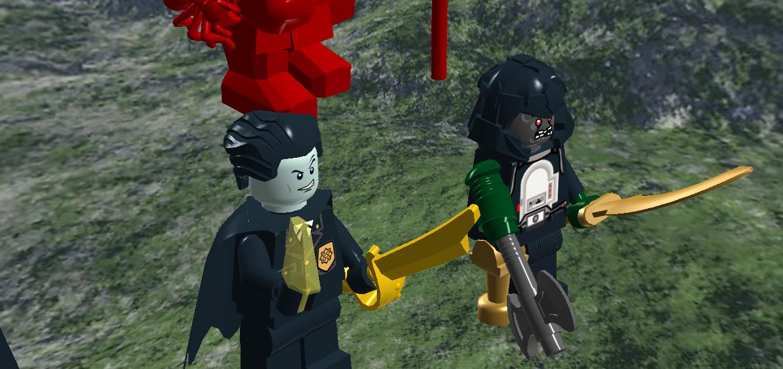 Bloodstain Blade