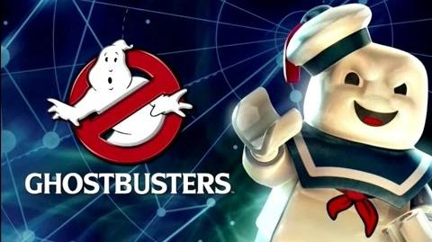 Character Spotlight Stay Puft LEGO Dimensions