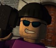 Lego joker goon