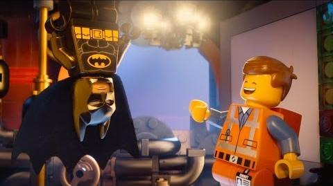 The LEGO Movie - Outtakes HD
