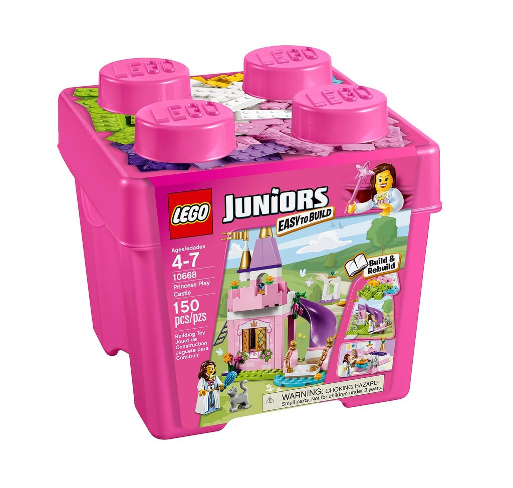 10668 The Princess Play Castle