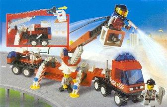 6477 Firefighter's Lift Truck