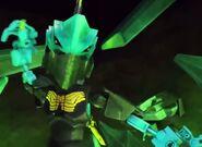 Crystal Beast animated 2
