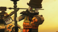 Iron Baron and Chew Toy found Muzzle and Daddy No Legs