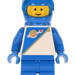 Blue Futuron Astronaut