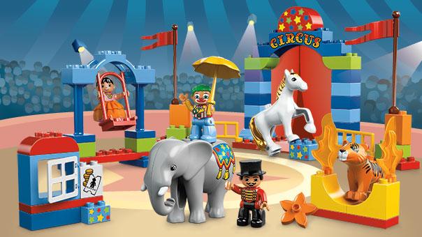 10504 Le grand cirque