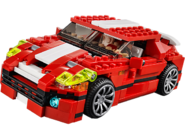 31024 Le bolide rouge 2