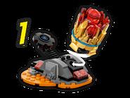 70686 Spinjitzu Attack - Kai 3