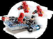 75266 Coffret de bataille Sith Troopers 2