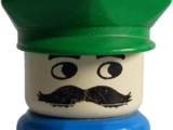Taxi Driver (DUPLO)