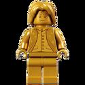 Professeur Rogue doré-76392