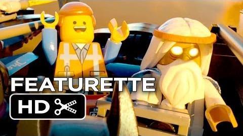The Lego Movie - Behind the Bricks