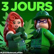 Vignette Batman Movie 3 jours
