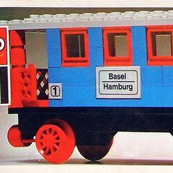 131 Passenger Coach