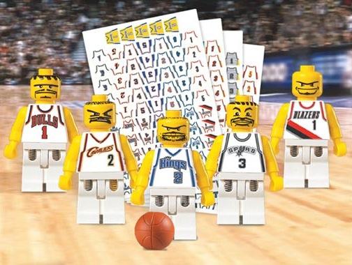 10121 NBA Basketball Teams
