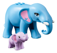 41424 Elephants