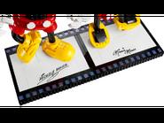 43179 Personnages à construire Mickey Mouse et Minnie Mouse 3