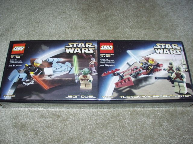 65106 Episode II Co-Pack