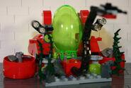 Brickmaster Atlantis - Bohrstation I