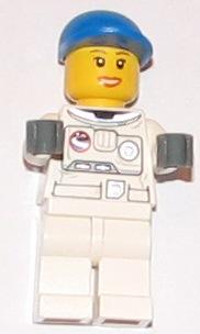 City Astronaut Three