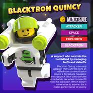LLHU Blacktron Quincy