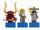 853087 Magnet Set Crab Warrior, Hammer Head Guardian and Diver