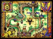 Royal Knights Raceway map